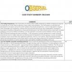 Case Study Summary: Belgium