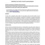 Belgium - Case Study in Flemish speaking Belgium