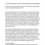 Germany - Formal Documents 2008 4 (Durchlässigkeit, in German language)