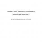 Germany - Anrechnung Fähigkeiten Studium (German)