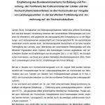 Germany - Vergabe von Leistungspunkten in der beruflichen Fortbildung