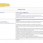Bulgaria - Case Study - Certification Agency - Updated Version 2010
