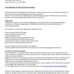 Denmark - Formal Documents (danish)