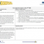 Iceland - Case Study 1 2008 (VET) - Automobile Sector
