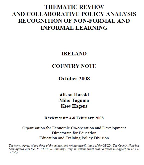 Ireland - Country Note
