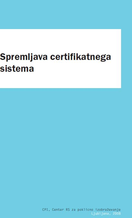 Evaluation of the System of National Professional Qualifications