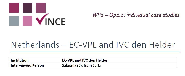 NL - Case Study 9 - Refugee